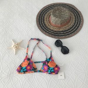 Out from Under triangle bikini top